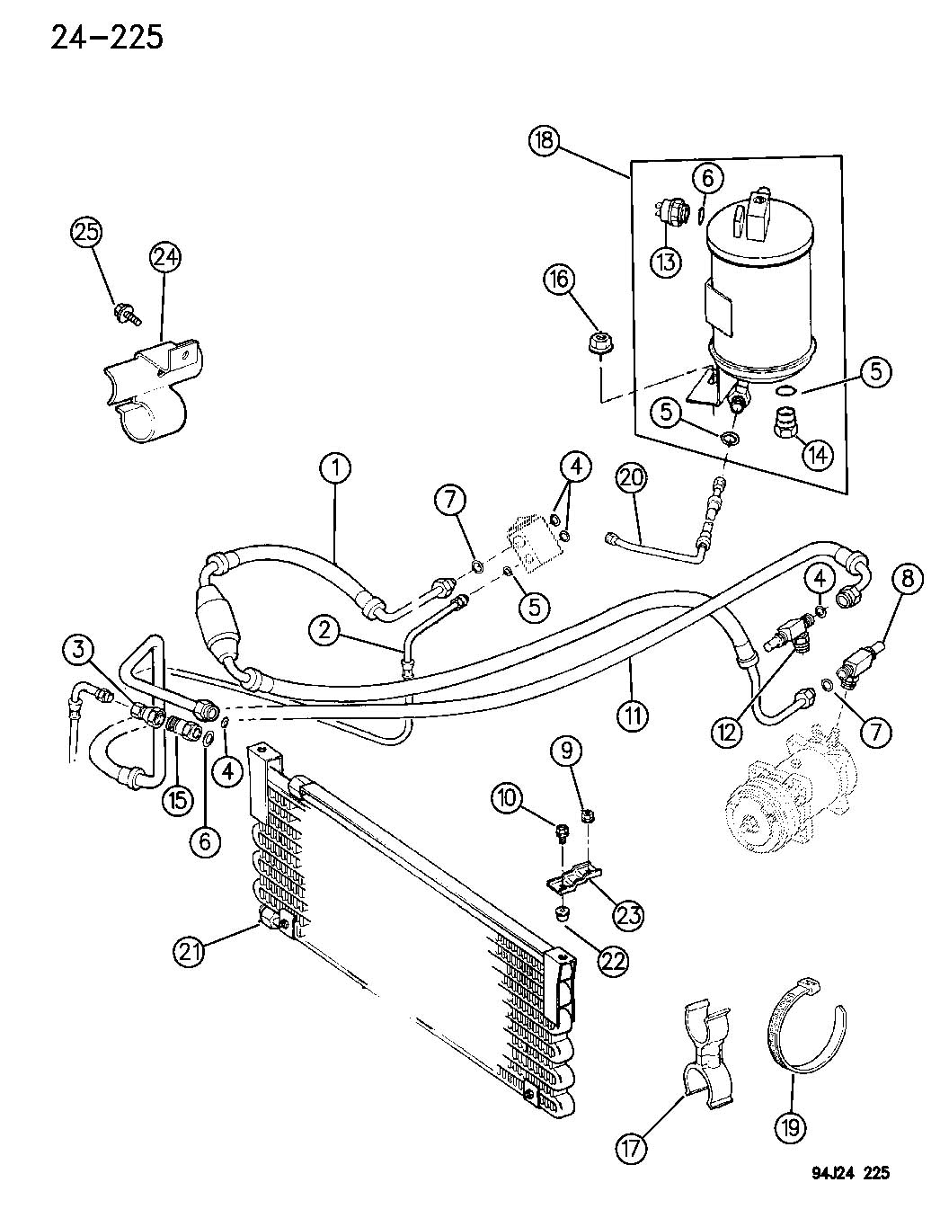 1996 jeep cherokee factory service manual