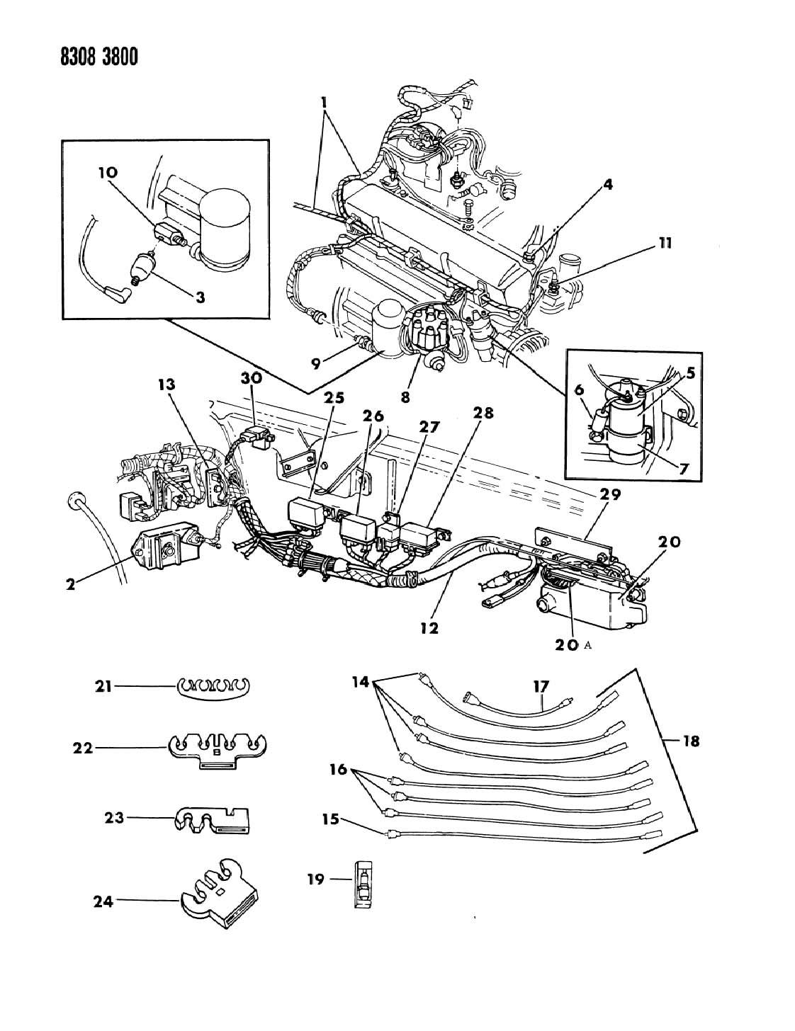 88 chevy truck engine wiring schematic  88  get free image