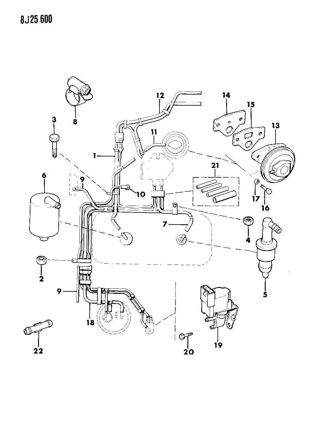 1987 jeep wrangler 4 2 vacuum diagram jeep auto fuse box. Black Bedroom Furniture Sets. Home Design Ideas