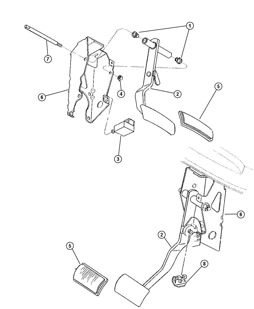 service manual  1997 plymouth breeze repair rear brakes