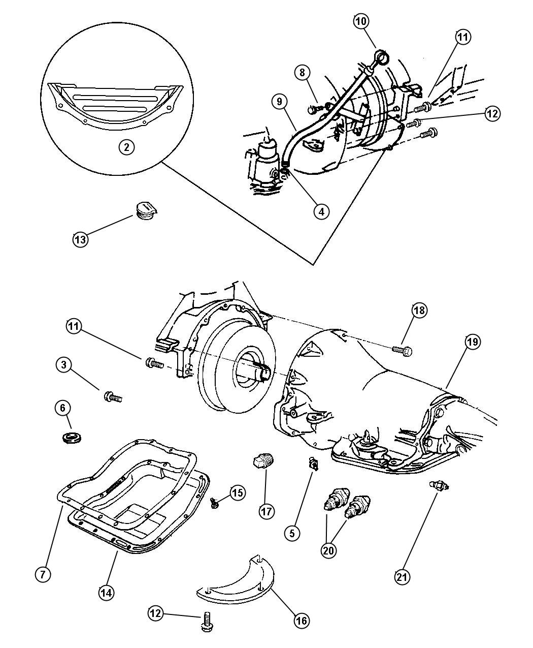 47re transmission diagram pdf 1999 dodge ram 1500 case and related parts,4 speed, 47re #4