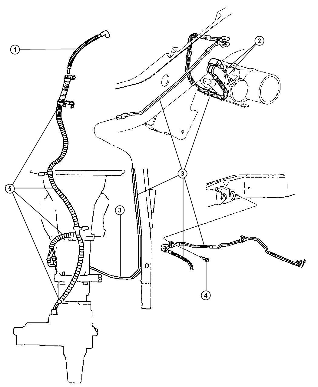 1995 Dodge Dakota Vacuum Diagram Trusted Wiring Diagrams 2500 1999 Ram Diesel Data U2022 2001 1500 4x4 Line