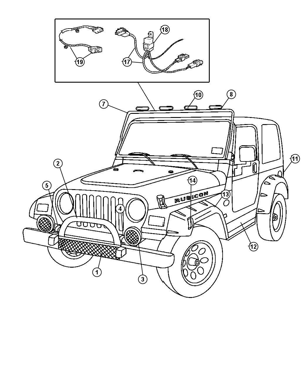 2003 jeep wrangler sport 4 0l power tech i