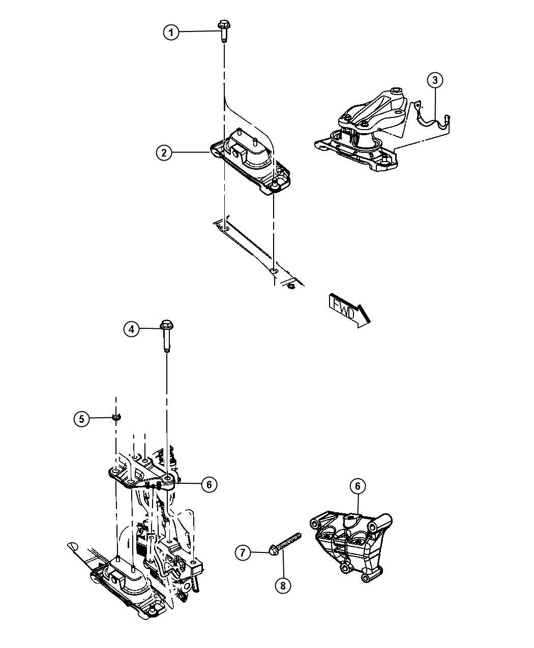 2008 volvo s40 rear suspension diagram