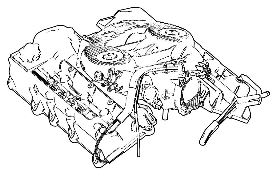 2005 chrysler sebring crankcase ventilation